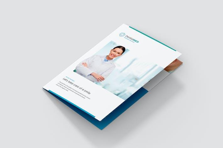 Thumbnail for Brochure – Dentist Bi-Fold