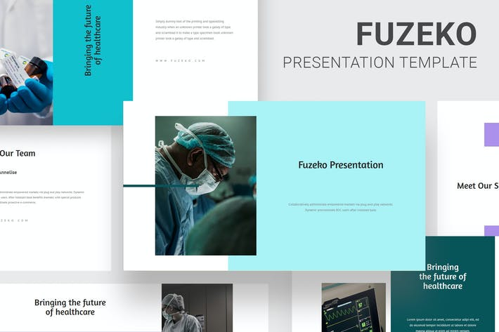 Fuzeko - Healthcare Powepoint