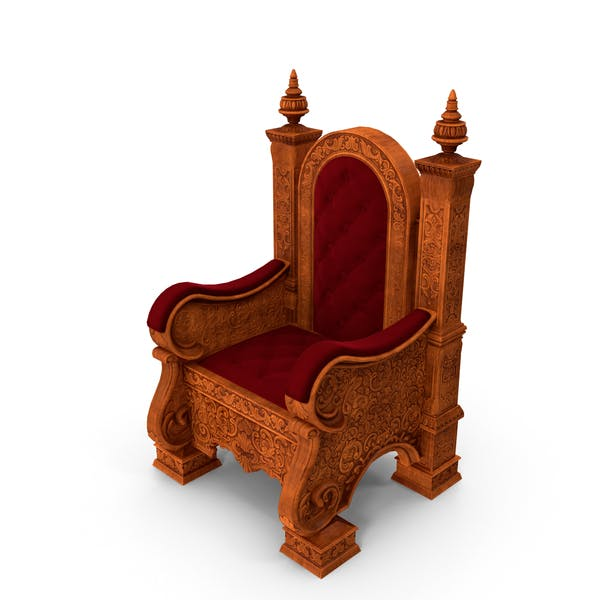 Thumbnail for Wooden Throne