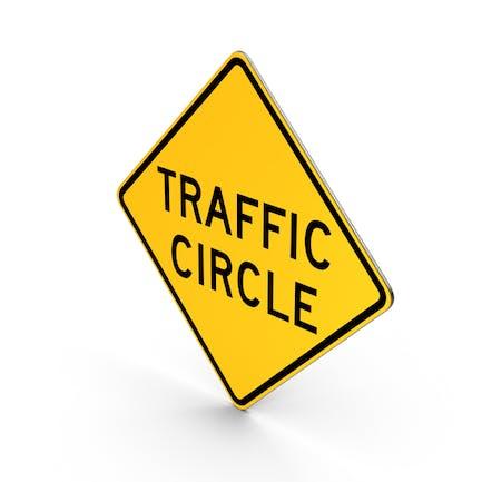 Verkehrskreiszeichen