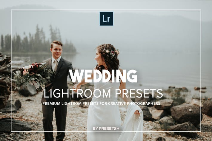 Thumbnail for Wedding Lightroom Presets