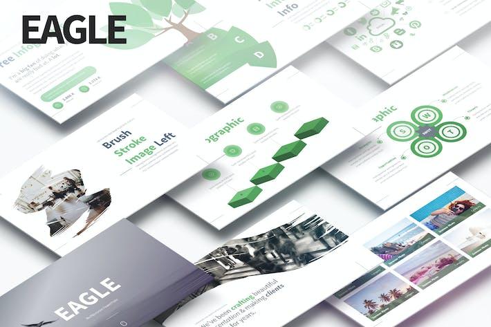 Thumbnail for EAGLE - Multipurpose PowerPoint Presentation