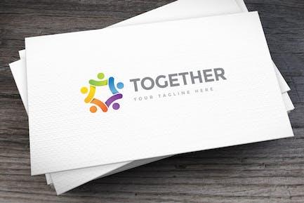 Betogether Logo Template