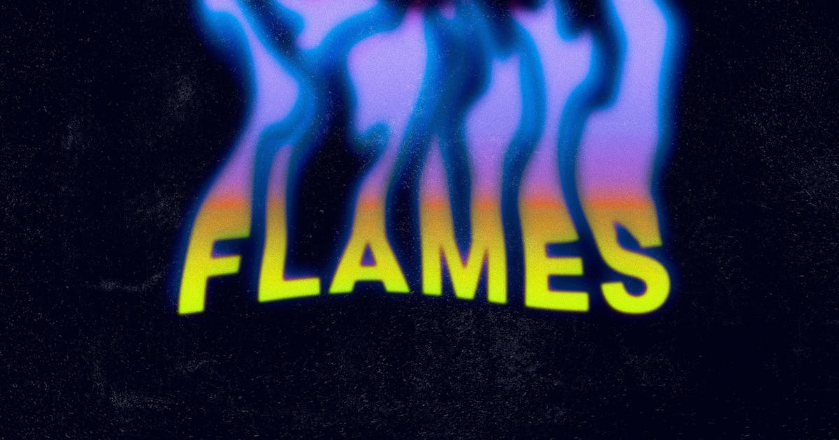 Download Toxic Flames Text Effect by pixelbuddha_graphic
