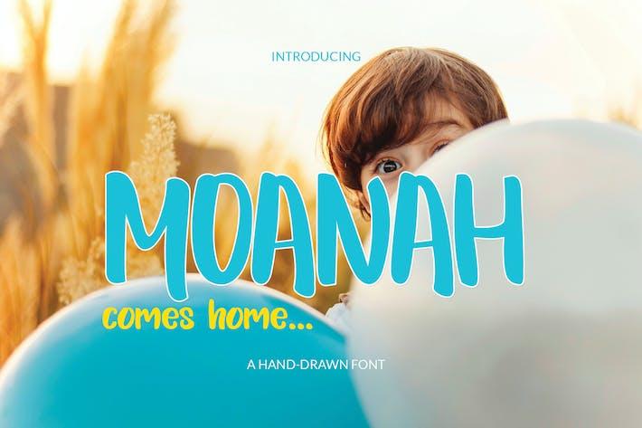Thumbnail for Moanah