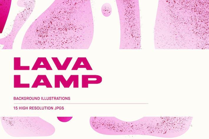Thumbnail for Lava Lamp - Background Illustrations