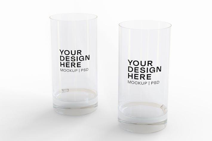Glasses Mockup.