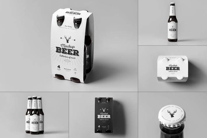 Thumbnail for Beer Mock-up 4