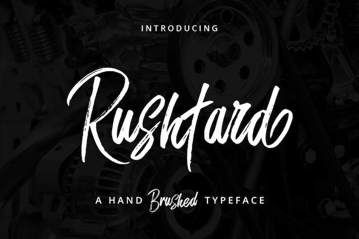 Thumbnail for Brosse Rushtard