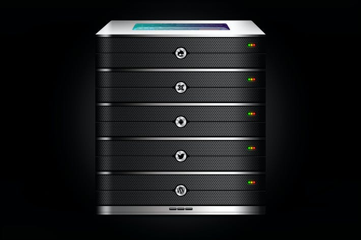 Thumbnail for Premium Web Hosting Server #5