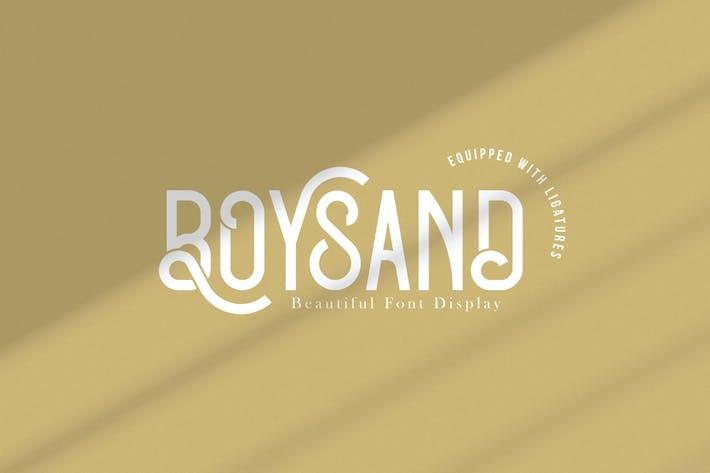 Thumbnail for Boysand