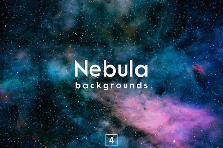 Thumbnail for Nebula Backgrounds Vol.4