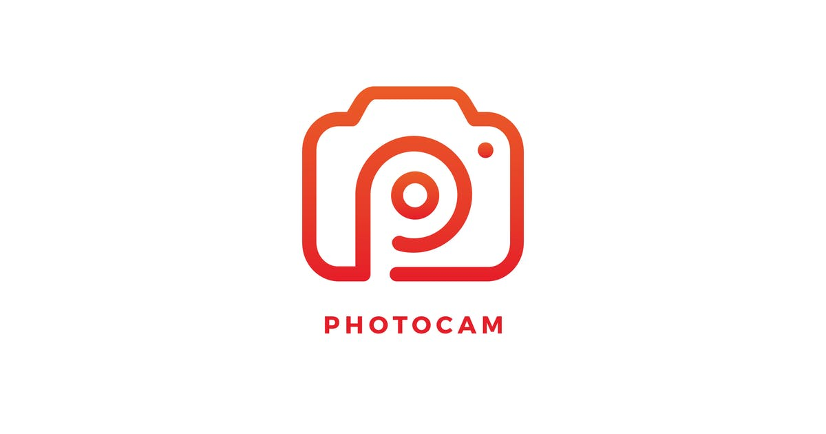 Download Photo Cam Logo Template by Pixasquare