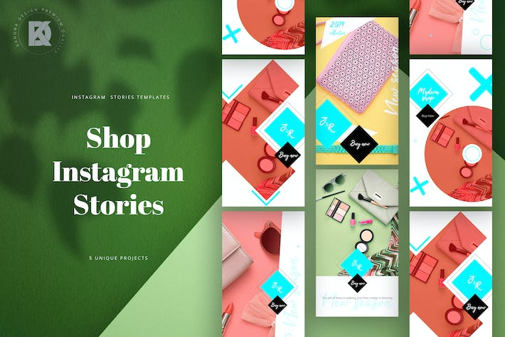 Cover Image For Shop Instagram Stories