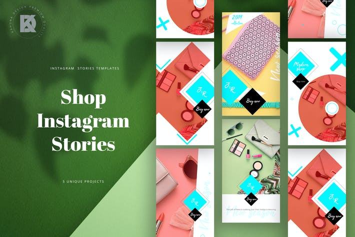 Thumbnail for Shop Instagram Stories