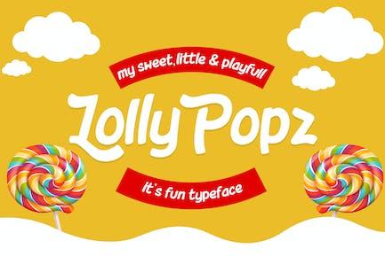 Lolly Popz Fuente