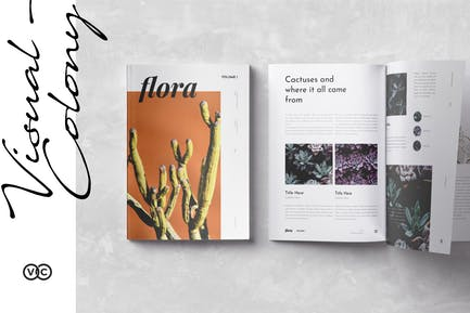 Flora Magazine