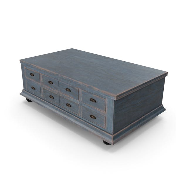 Drawer Trunk
