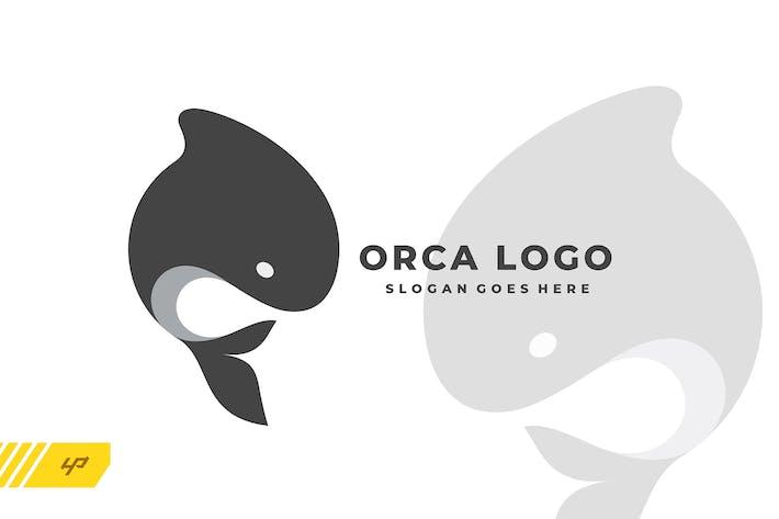 Thumbnail for Fish Orca Ocean Sea Marine Animal Logo