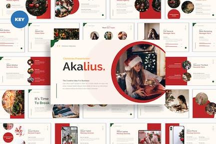 Akalius Christmas Keynote