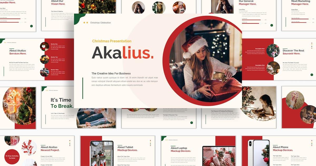Download Akalius Christmas Keynote by Krakenbox