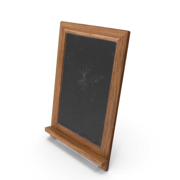 Dirty Chalk Board
