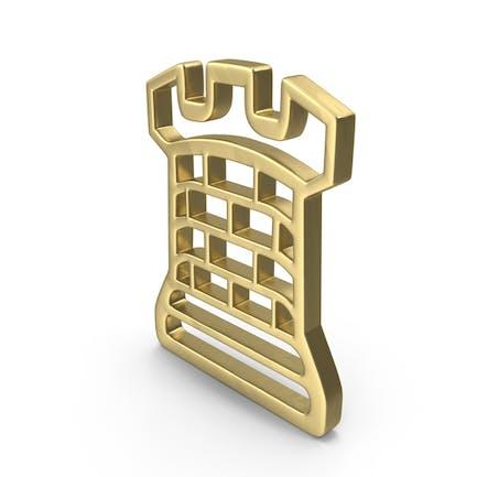 Rook Logo Gold