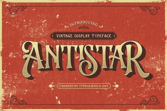 Thumbnail for Antistar
