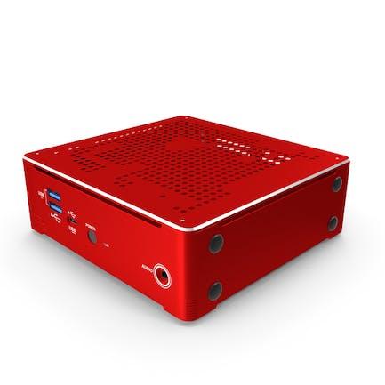 Mini PC Red