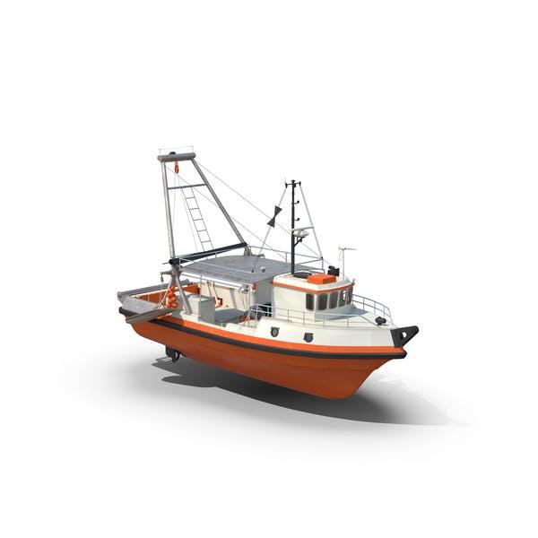 Thumbnail for Fishing Vessel