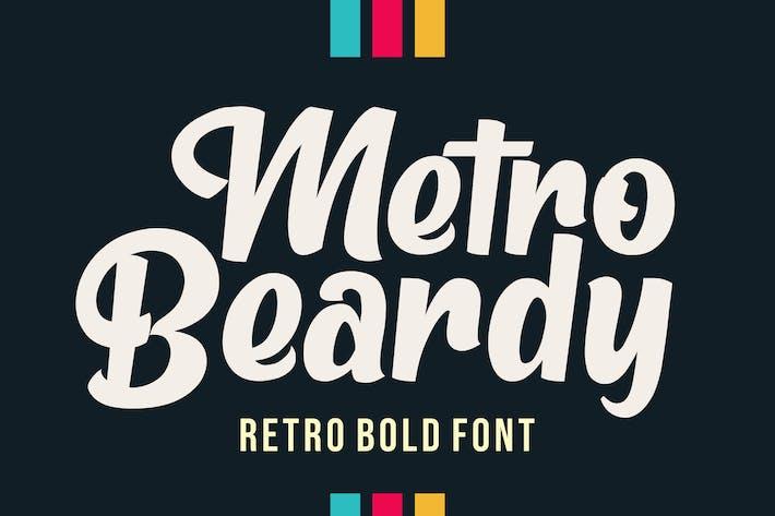 Thumbnail for Metro Beardy