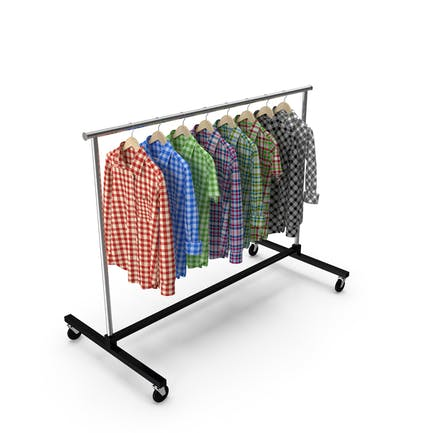 Shirt Kleiderständer
