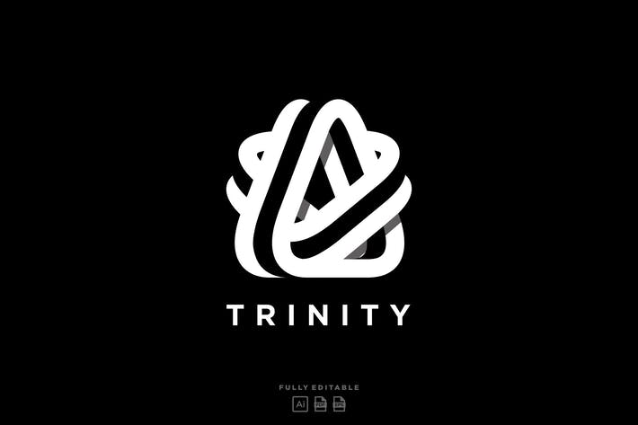 Thumbnail for Trinity Line Abstract