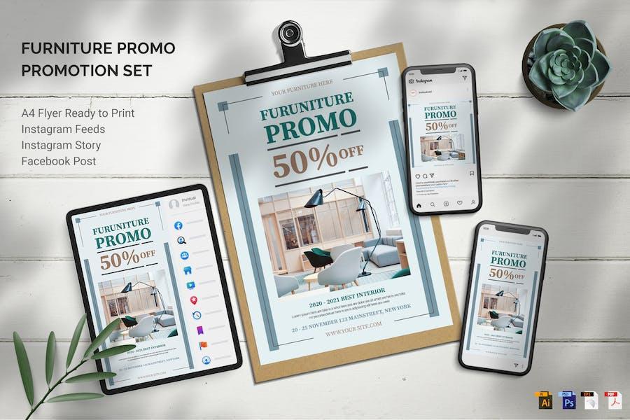 Furniture - Promotion Set