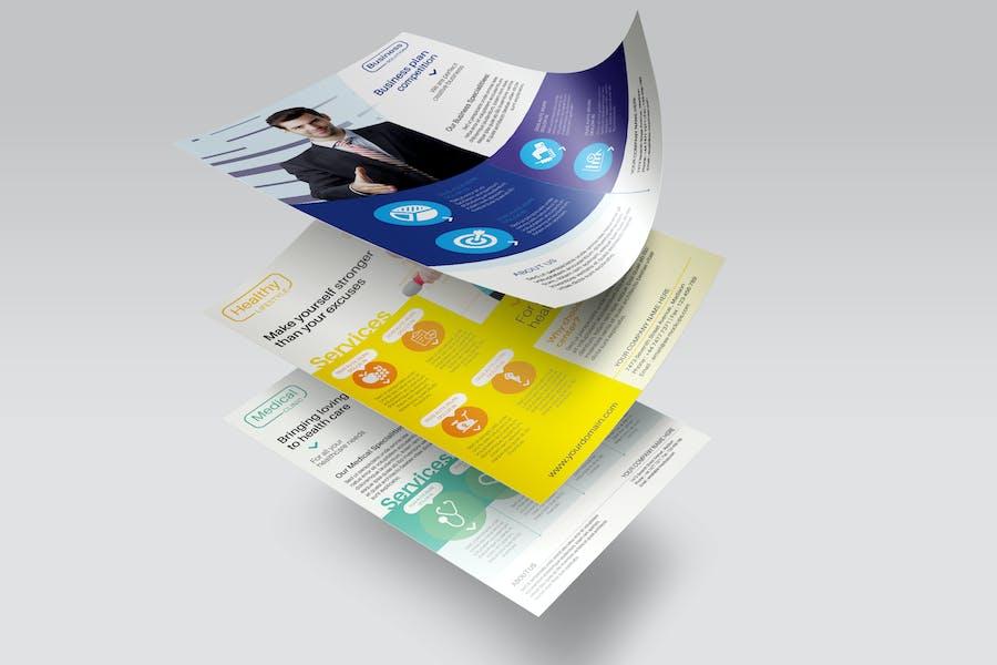 Multipurpose Corporate - Flyer Template 02