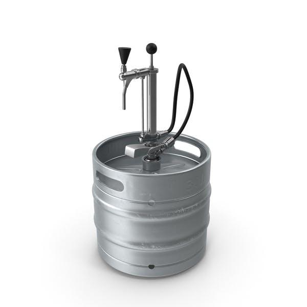 Thumbnail for Pony Beer Keg