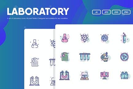 Laboratory Icon Pack
