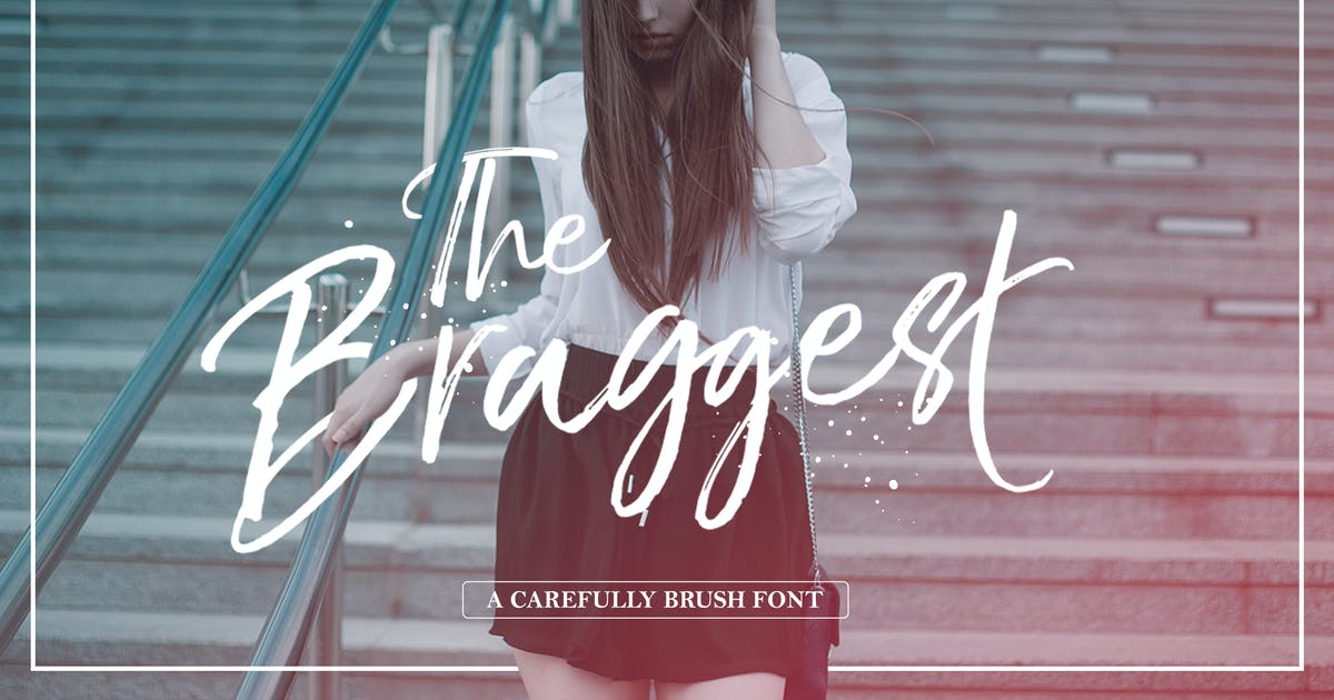 Download The Braggest by Lostvoltype