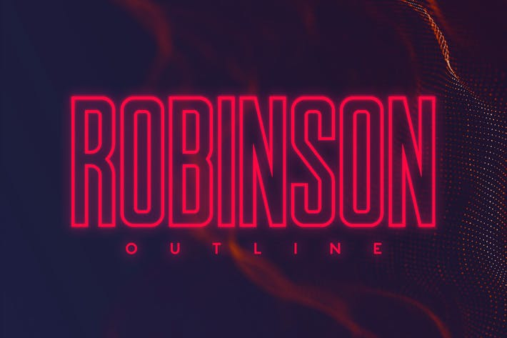 Thumbnail for Robinson Outline