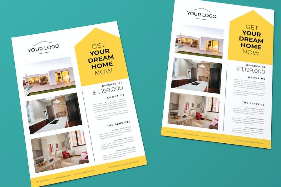 Properties Flyer
