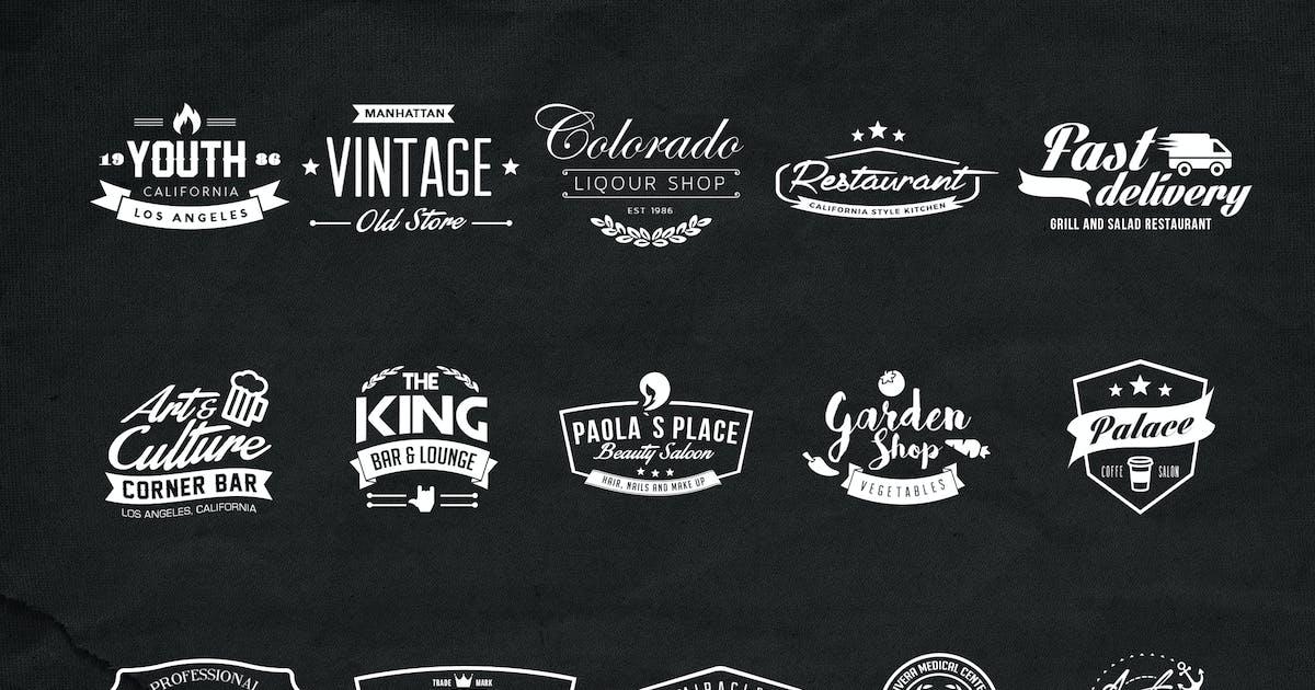 Download Multi Purpose Logos Pack1 by RetroBox