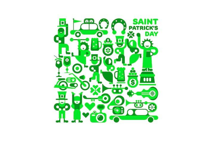 Thumbnail for Saint Patrick's Day Parade