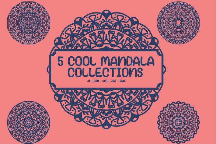 Cool Mandala Collections