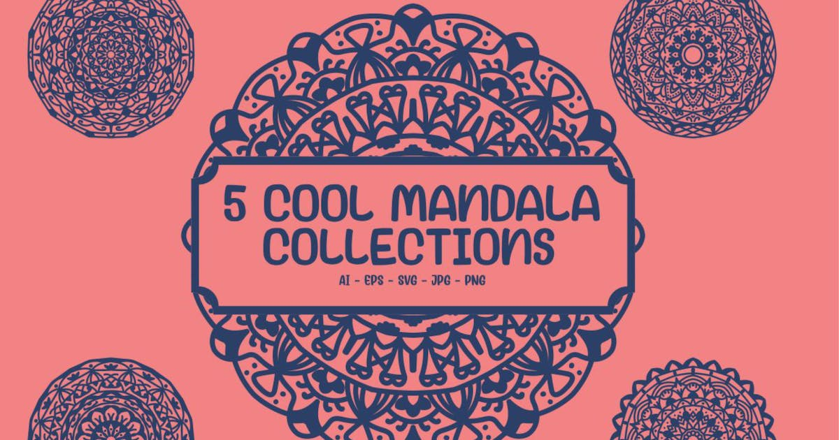 Download Cool Mandala Collections by garisman