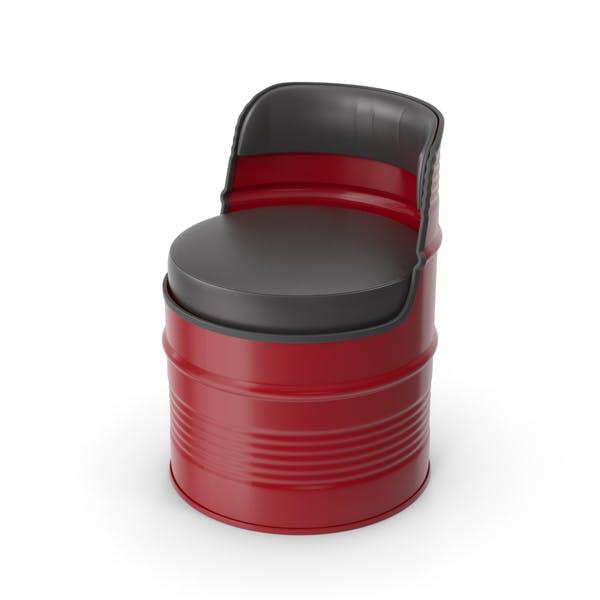 Бочковый стул