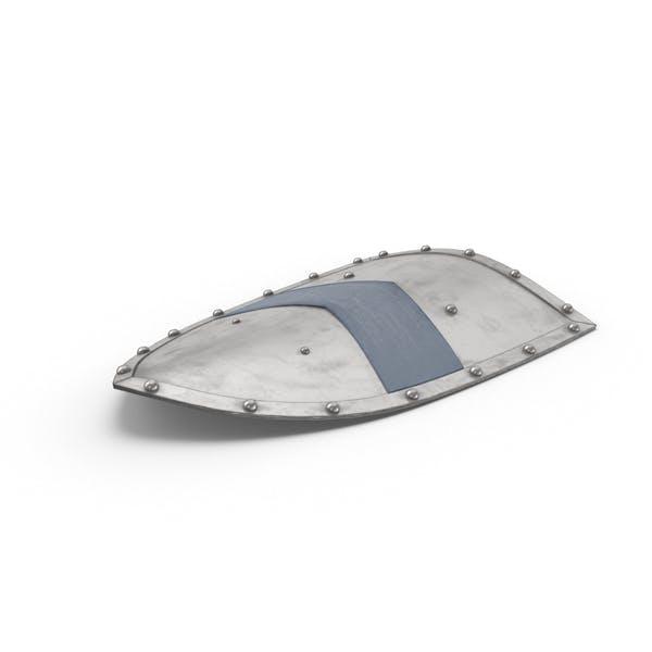 Thumbnail for Medieval Metal Shield