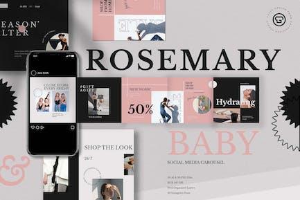 Rosemary Insta Carousel