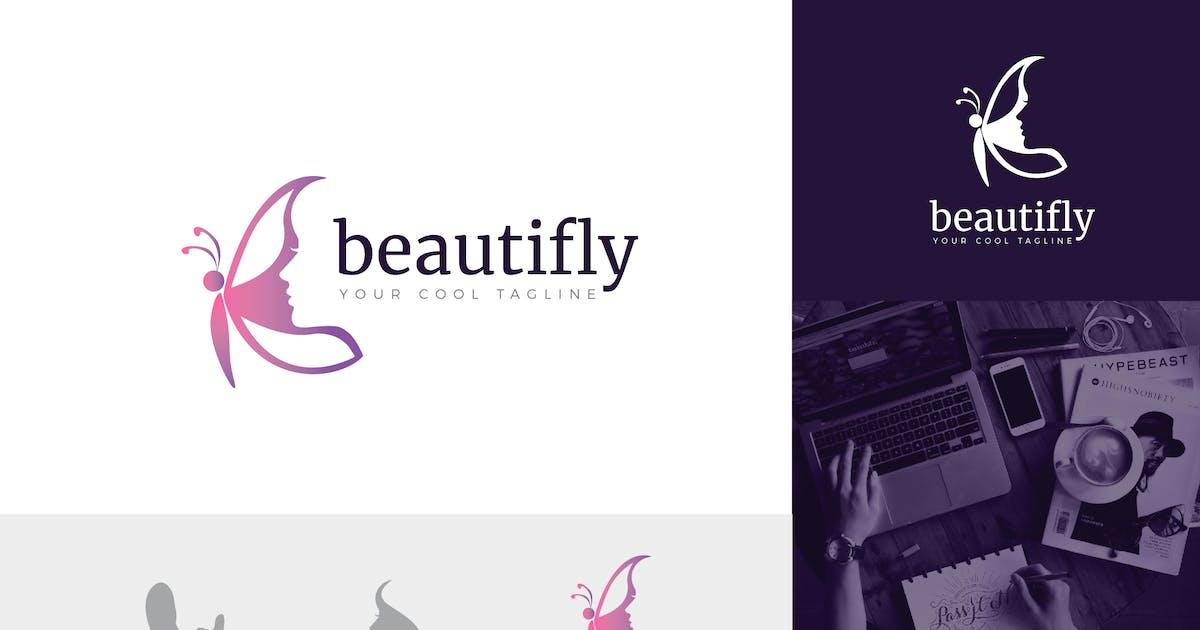 Download Beautifly Beauty Logo Vector Template by naulicrea