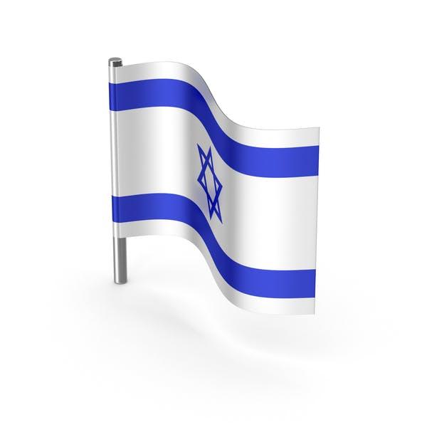 Thumbnail for Israel Karikaturflagge