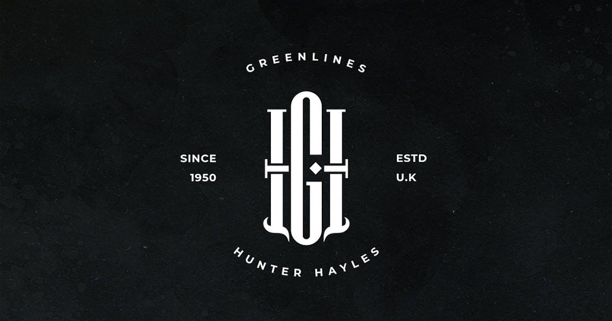Download HG Monogram Logo by sagesmask